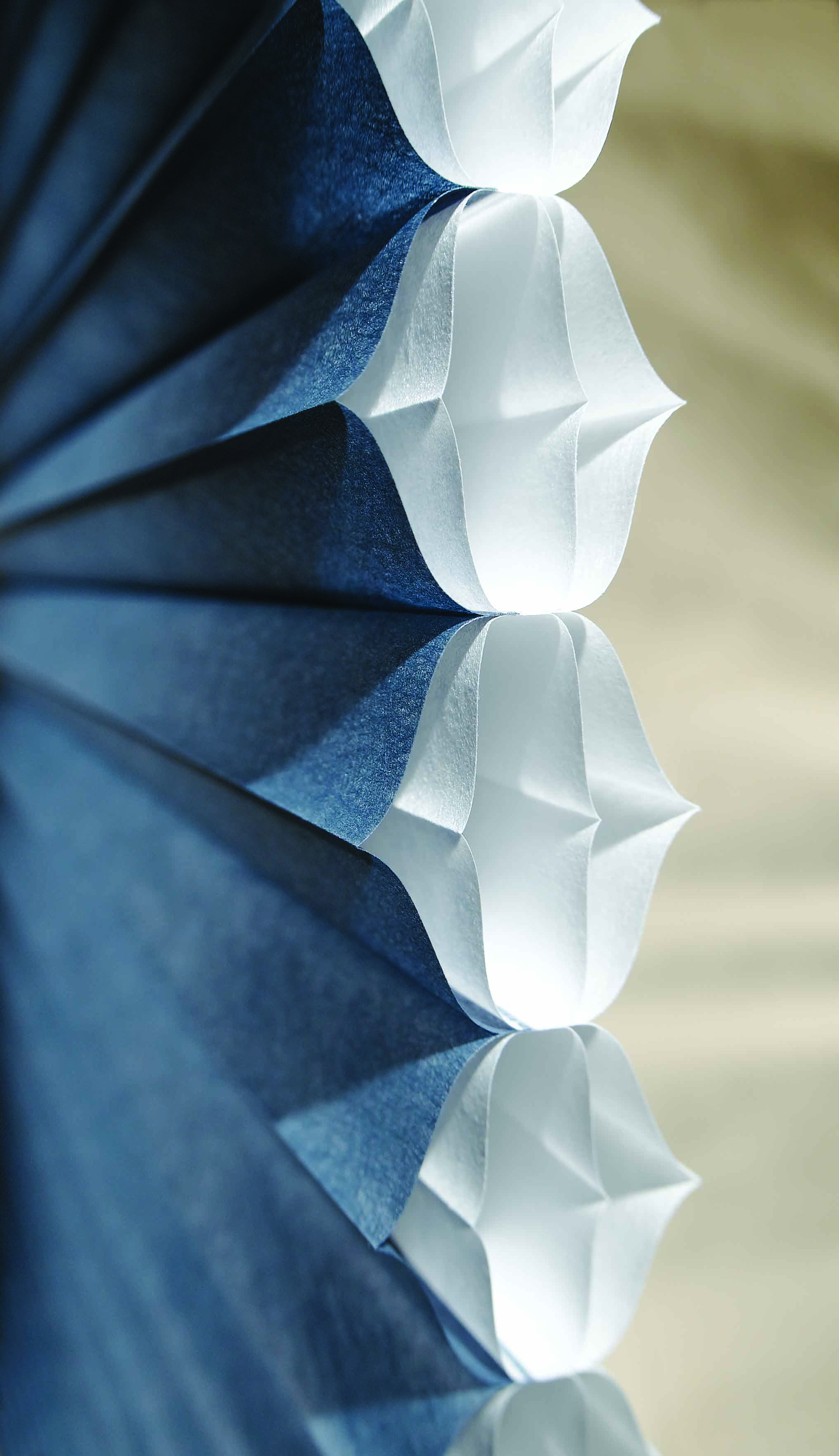 Panache Fabric Detail Blue