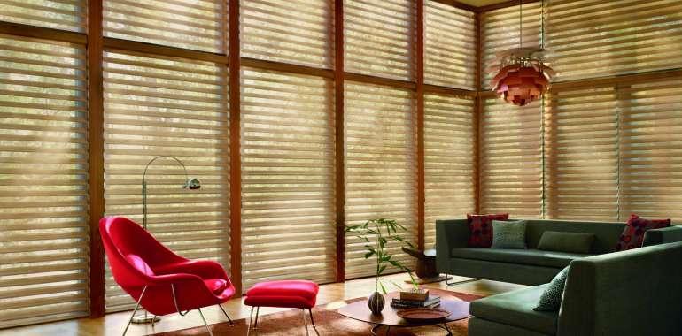 India Silk Living Room